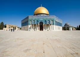 Les lieux saints à visiter au Moyen-Orient